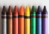 Crayons!