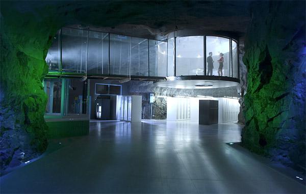 Bahnhof's Pionen Data Center