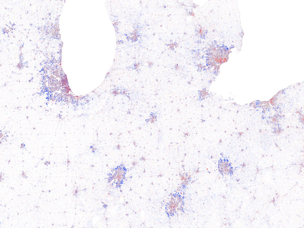 Midwest Population Change